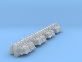 Victorius Pattern Laser Lances  in Smooth Fine Detail Plastic