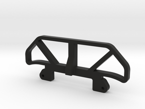 TC4 Rear Bumper in Black Strong & Flexible