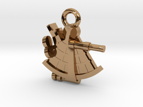 boOpGame Shop - The Sextant in Polished Brass