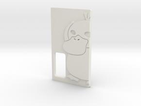 Duck door in White Natural Versatile Plastic
