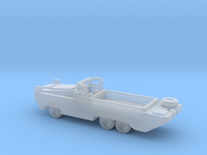1/285 Scale DUKW in Smooth Fine Detail Plastic