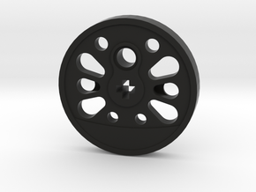 XL Boxpok Blind Driver - L Counterweight in Black Premium Versatile Plastic