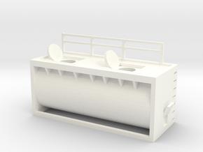 tank container open doom in White Processed Versatile Plastic