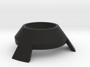 Golden Snitch Stand in Black Premium Versatile Plastic