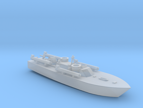 1/285 Scale Elco 80 Ft PT Boat in Smooth Fine Detail Plastic