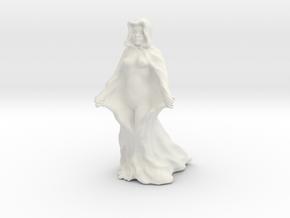 Siren 2 in White Natural Versatile Plastic