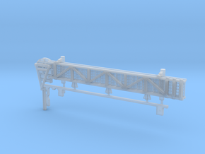 1:144 scale Walkway -  Port - Long in Smoothest Fine Detail Plastic