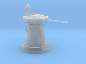SNOW TURRET 1/72 in Smooth Fine Detail Plastic