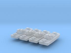 1/700 Vietnam CCB x 4 off in Smoothest Fine Detail Plastic