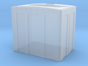 1:50 Staukasten 700x600x500 mm in Smooth Fine Detail Plastic