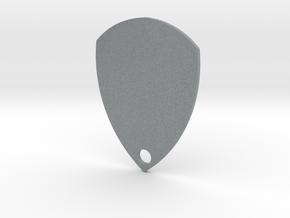 key chain gitar pic in Polished Metallic Plastic