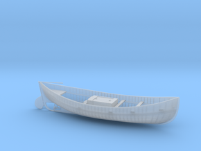1/48 USN 25 foot Motor Surfboat in Smooth Fine Detail Plastic