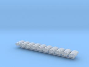 H0 1:87 Feuerlöscher-Kasten V3 in Smooth Fine Detail Plastic