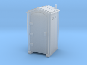 1/64 Porta Pot in Smooth Fine Detail Plastic