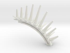 Rahi Control spine in White Natural Versatile Plastic