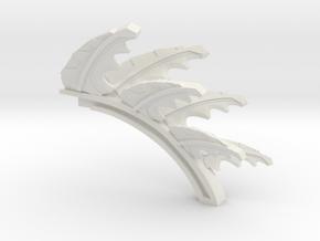 Plant Control spine in White Natural Versatile Plastic