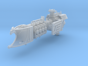 Endeavour Light Cruiser in Smooth Fine Detail Plastic