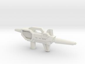 Musket Laser for TR Kup in White Premium Versatile Plastic