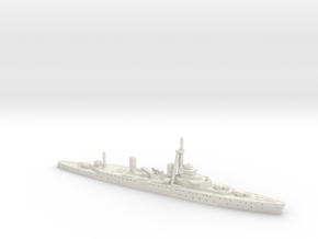 La Argentina 1/700 in White Natural Versatile Plastic