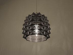 Aiguille Lamp in White Natural Versatile Plastic