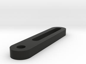 Replacement Bracing Arm in Black Natural Versatile Plastic