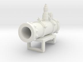 1:16 FG1250 Falke-Uhu  in White Natural Versatile Plastic