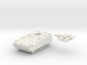 1:56 Kurganets-25 IFV in White Strong & Flexible