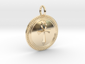 NewSpirituality in 14K Yellow Gold