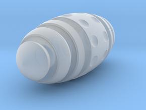 BumbleBEE keychain in Smoothest Fine Detail Plastic