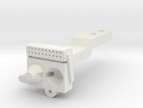 Plan U Scharfenberg. Scale 0 (1:45) in White Natural Versatile Plastic
