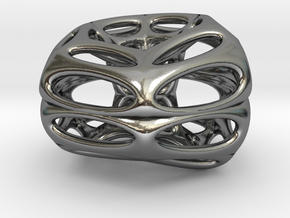 Klein Chopstick Rest (004) in Polished Silver