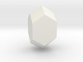 Zircon 2, 25 mm in White Natural Versatile Plastic