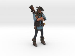 Sniper (Custom request) in Full Color Sandstone