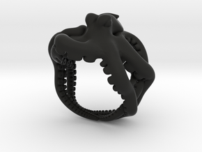 Octopus Ring2 20mm in Black Premium Strong & Flexible
