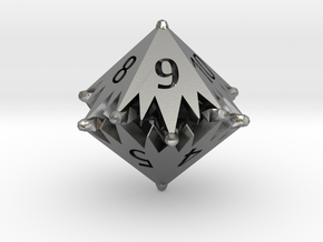 D10 Balanced - Starlight in Natural Silver