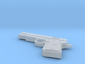 Colt M1911 1:30 scale in Smooth Fine Detail Plastic: 1:30