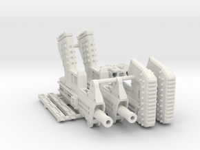 1:6 smg 2x basic in White Natural Versatile Plastic
