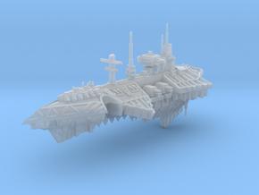 Devastator Cruiser in Smooth Fine Detail Plastic