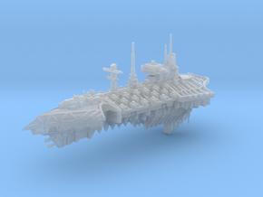 Murderous Cruiser in Smooth Fine Detail Plastic