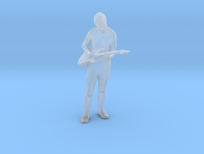 Printle F Neil Young - 1/87 - wob in Smooth Fine Detail Plastic