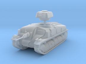 1/144 SAu-40 Mle 37 SPG in Smooth Fine Detail Plastic