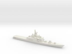 Haruna-class DDH (FRAM), 1/1800 in White Natural Versatile Plastic