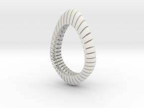 MODIFIER WARP EMPTY 02 in White Natural Versatile Plastic