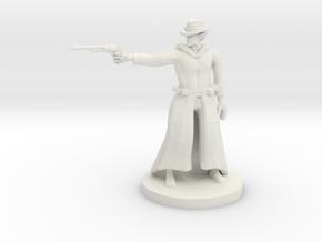 Elven  Gunslinger in White Natural Versatile Plastic
