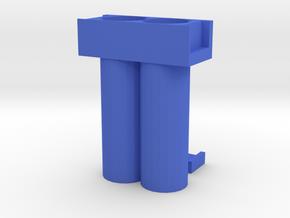 EVERSORT 2x50ml SORT ENCLOSURE 11-17 ECONOMY in Blue Processed Versatile Plastic