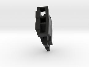 Inferno Squad - Hask Buckle in Black Premium Versatile Plastic
