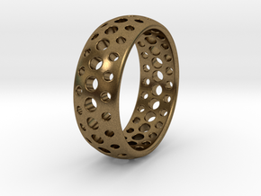 Ring  in Natural Bronze