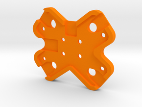 QAV-R LED Distribution Board Protector in Orange Processed Versatile Plastic