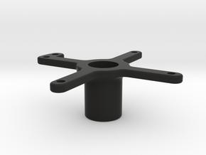 F3P Contra system frame in Black Premium Versatile Plastic