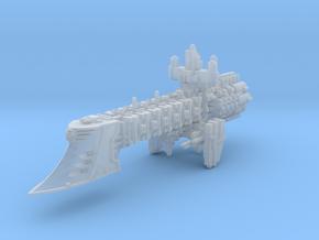 Doubtless Light Cruiser v2 in Smooth Fine Detail Plastic